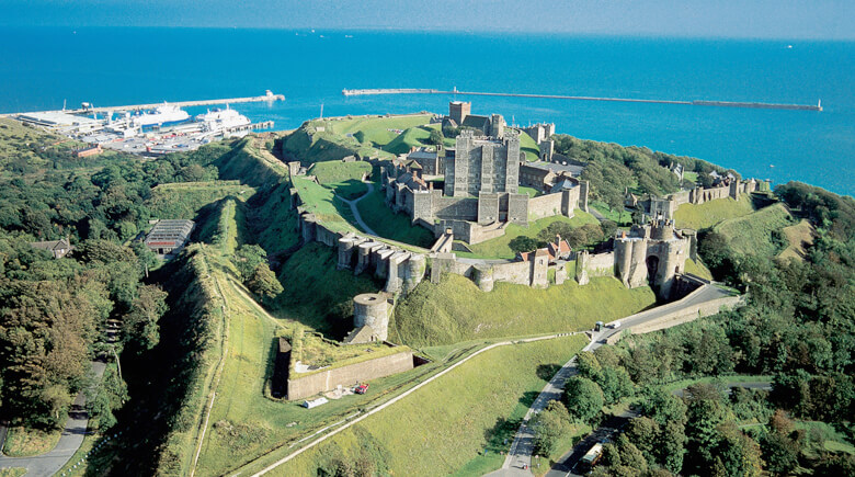 Dover Castle co VisitBritain