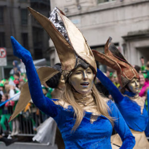 St. Patrick's Day Parade co Miguel Mendez flickr