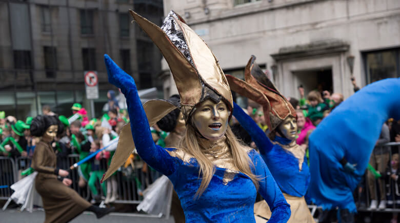 St. Patricks Day Parade co Miguel Mendez flickr