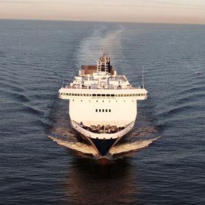 DFDS Fähre ins Baltikum Athena Seaways