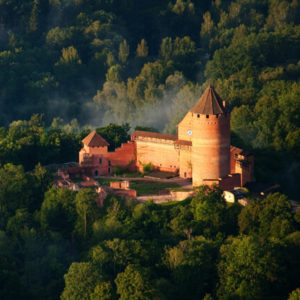 Turaida Castle im Gauja Nationalpark credit latvia.travel