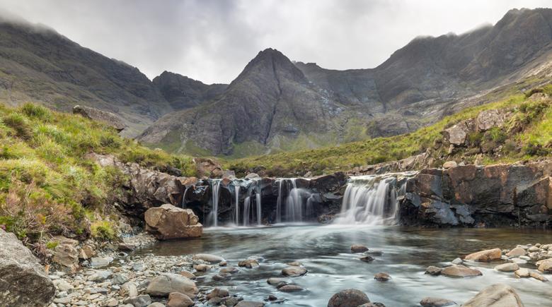 Isle of Skye:Fairy Pools