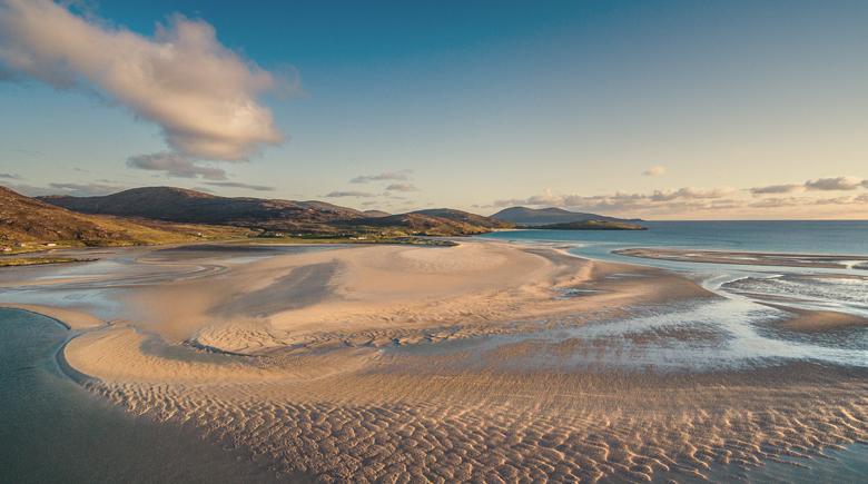 Der Strand von Luskentyre, Isle of Harris
