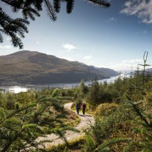 Wandern in Schottland creidt visitscotland