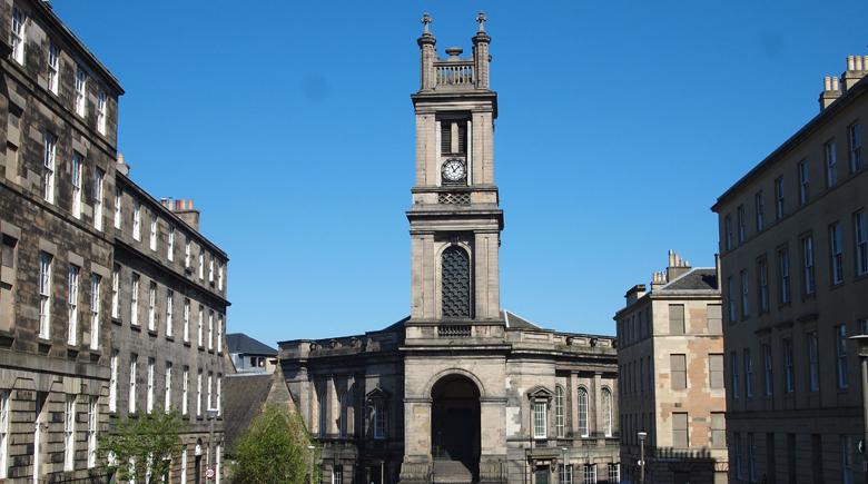 Edinburgh New Town Credit Schottland Magazin