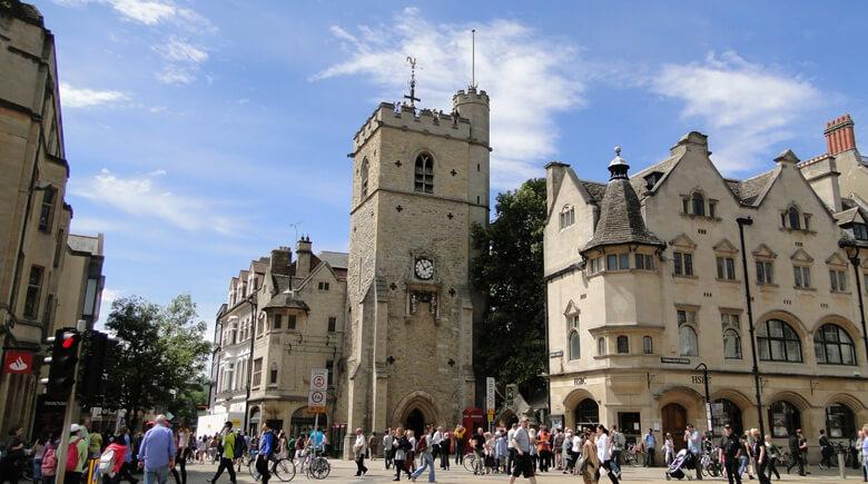 Oxford credit Visit England