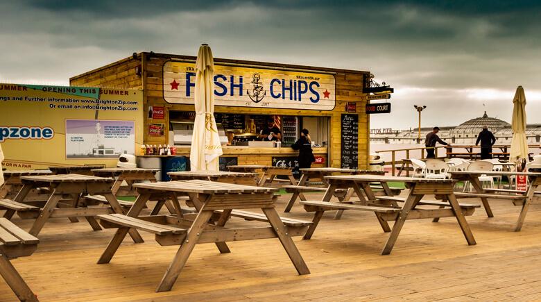 Brighton Fish n Chips
