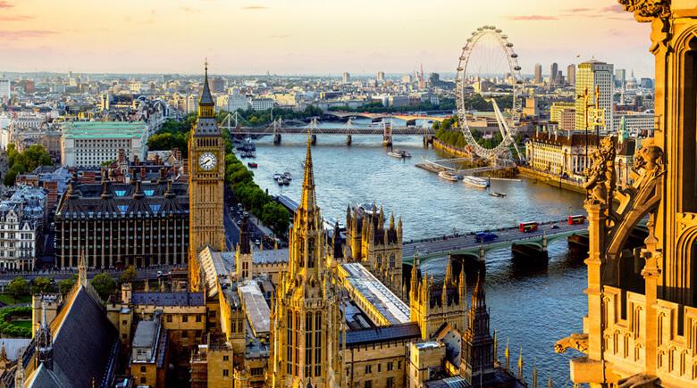 London credit Visit Britain