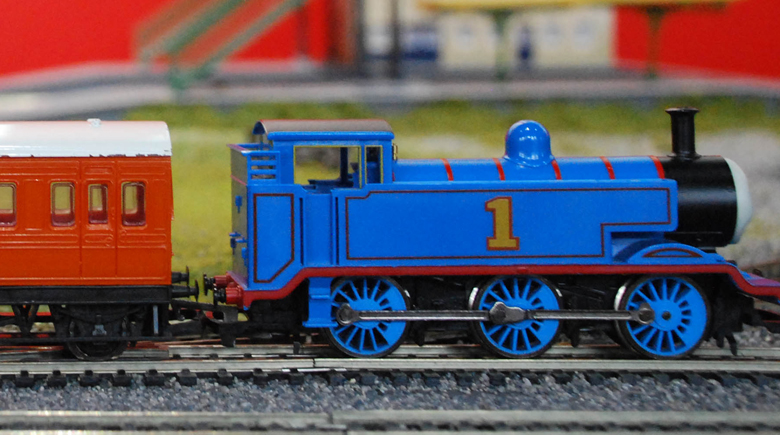 Hornby Zug in Margate