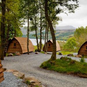 Camping Pods in Schottland credit Visit Scotland