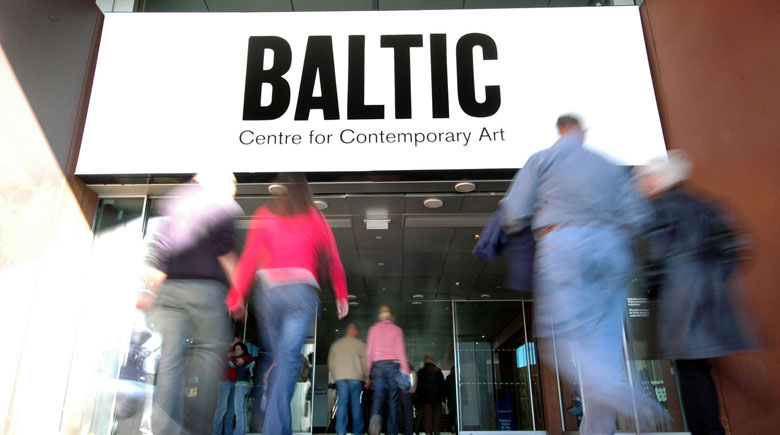 Newcastle Baltic centre