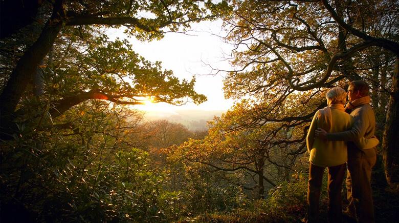 Herbst im Peak District
