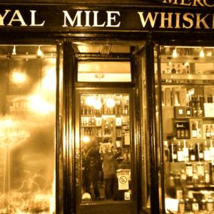 Royal Mile Whisky Edinburgh