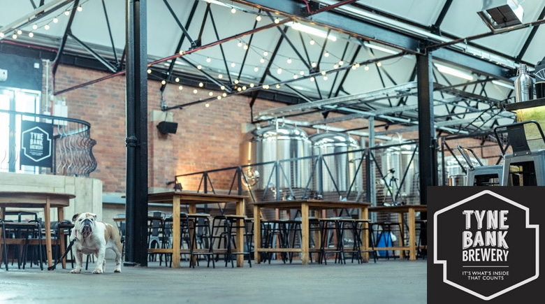Tyne Bank Brauerei in Newcastle