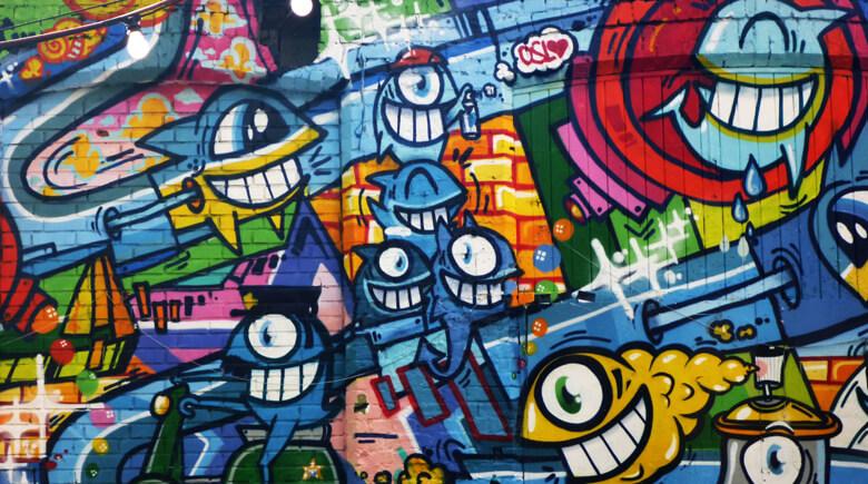 Streetart in Oslo