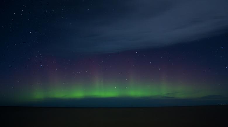 Nordlichter Schottland