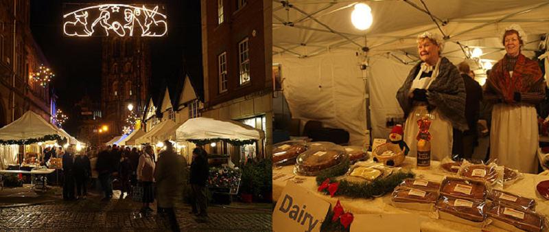 Weihnachtsmarkt Wrexham