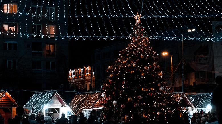 Weihnachtsmarkt Birmingham