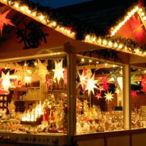 Weihnachtsmarkt Canterbury