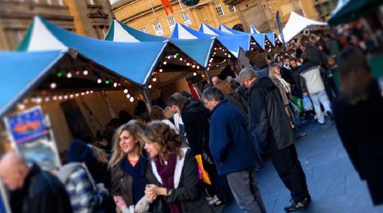 Weihnachtsmarkt Newcastle
