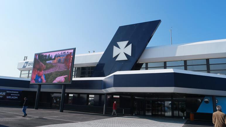DFDS Terminal in Dünkirchen