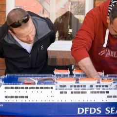 Technik im Schiffsinneren