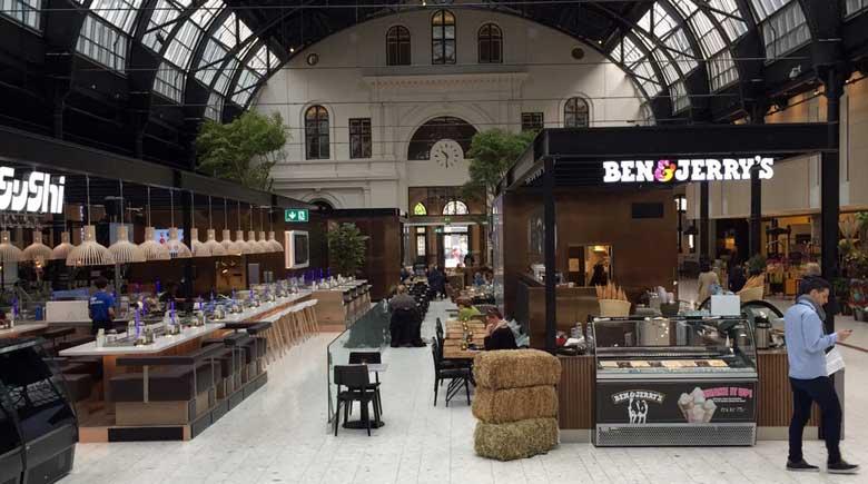 Hauptbahnhof in Oslo