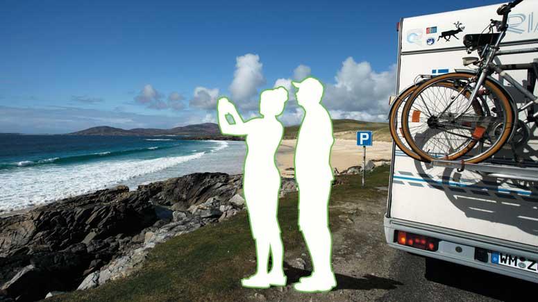 AKtion: Camper wanted! Mit DFDS & promobil auf Schottland Tour
