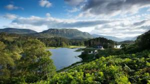 Loch in Schottland