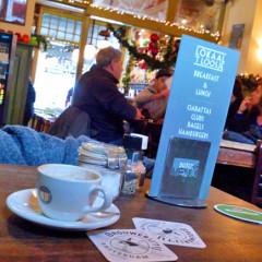 """""""Koffie verkeerd"""" in Amsterdam"""