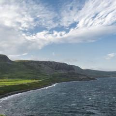 An der Nordküste Schottlands im Nirgendwo