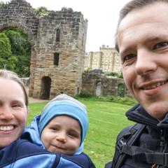 Culzean Castle in Culzean (Südwest Schottland)