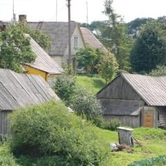 Dorf Lumpėnai