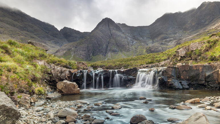 Fairy Pools Isle of Skye © VisitScotland