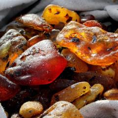 Amber Fishing Bernstein © Igoris Osnac