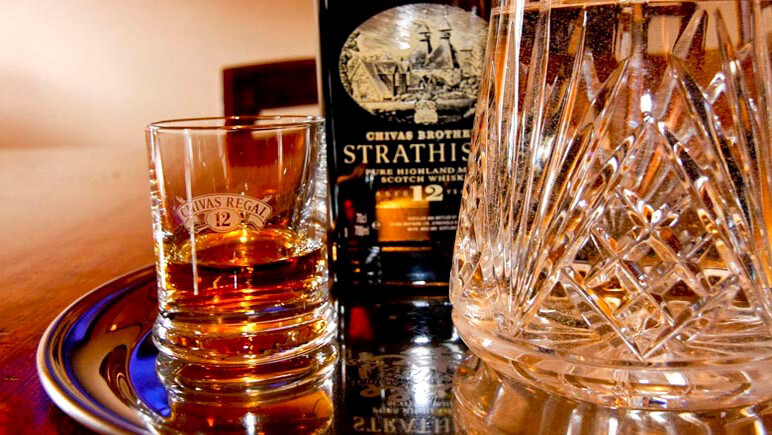 Destillerie Strathisla Sorte Chivas Regal © Udo Haafke
