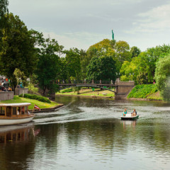 Riga Kanäle Credits Lalatvia Travel