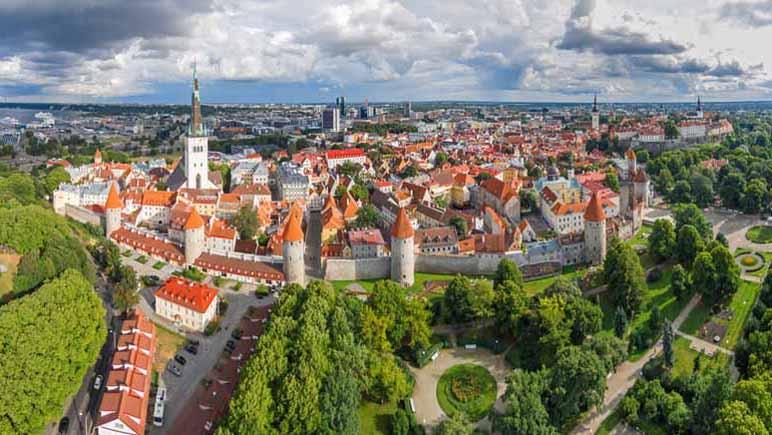 Tallinn Panorama Credits VisitEstonia