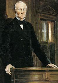 DFDS Gründer C.F. Tietgen