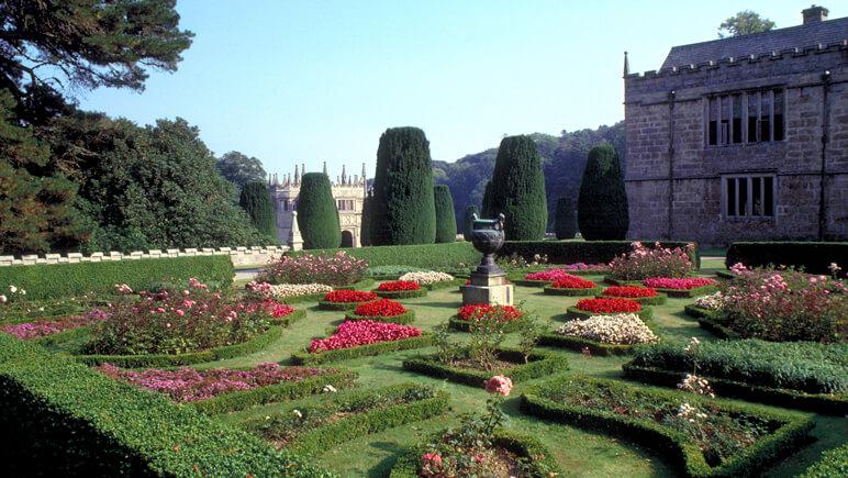 Rosamunde Pilche Lanhydrock Gardens Cornwall_co_VisitBritain