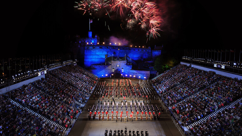 Royal Edinburgh Military Tattoo Festival_co_VisitBritain