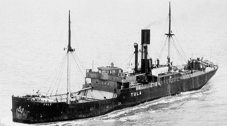 Die TULA II 1912