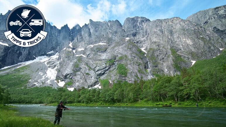 Lachs fischen Norwegen_co_Øyvind Heen_Visitnorway.com