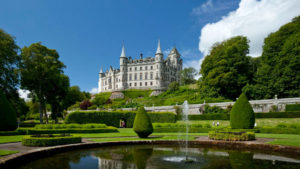 Dunrobin Castle © VisitScotland