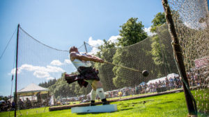 Highland Games © VisitBritain