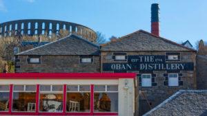 Oban Distillery © VisitScotland
