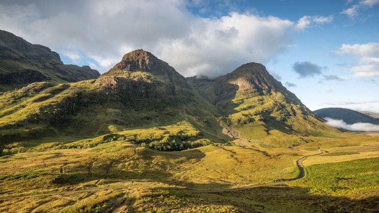 Top 10 - Sehenswürdigkeiten in Schottland