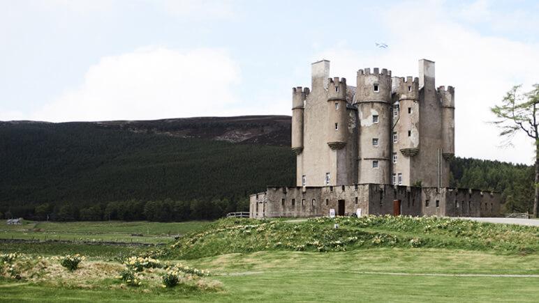 Braemar Castle © Marten Suhre
