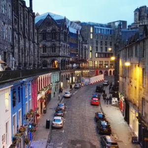 Edinburgh Schottland © Marten Suhre
