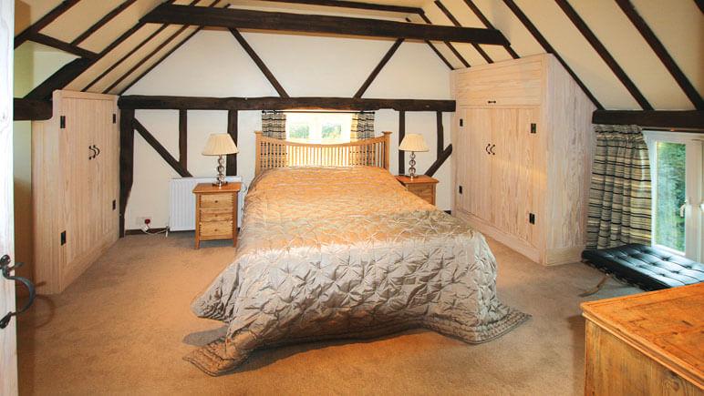Ferienhaus in Bethersden Schlafzimmer © TUI